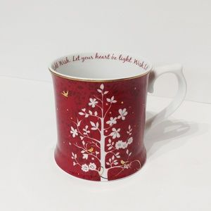 Starbucks 2009 Collectible Rosanna Winter Mug